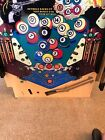 Bally Eight Ball Deluxe Partially populated playfield with a new overlay
