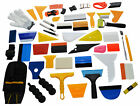 Pro Car Wrap Vinyl Tools Kits Squeegee Felt Window Tint Decals Stickers Combo