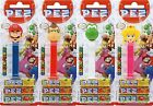 PEZ - SUPER MARIO - 2017 - Nintendo set of 4  !!! N E W !!!
