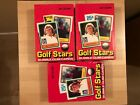 1981 Donruss Golf Stars Sealed Wax Pack Box Nicklaus Watson RC Year 36 Packs
