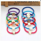 2018 Girl Elastic Hair Rubber Band Rope Scrunchie Ponytail Holder 1 Pc