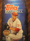 Factory Sealed Hobby Box - 2012 Topps Series One Baseball Cards