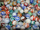 Alley Agate marbles PENNSBORO 1932-1936  150 marbles For Identification purpose