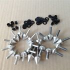 For Kawasaki Ninja ZX6R 636 ZX6RR Spike Fairing Bolts Screw Kit 2003-2006 Motorc