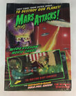 MARS ATTACKS WIDEVISION Topps Movie Cards SEALED WAX BOX 1996 36 packs