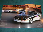 1993 CHEVROLET CAMARO Z28 RS PACE CAR SALES BROCHURE ORIGINAL CATALOG