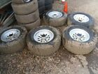 Daihatsu Fourtrak Independent Set of 5 15 Alloy Wheels and Tyres