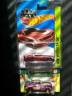 Lot of 2 HOT WHEELS Super Treasure Hunt 13 Camaro Cars of the decade 67Camaro
