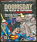 1992 DOOMSDAY THE DEATH OF SUPERMAN Trading Cards SEALED BOX