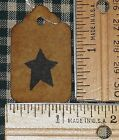100 XSMALL STAR PRIMITIVE COFFEE AMERICANA USA PATRIOTIC PRICE  HANG TAGS LOT