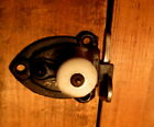 Vintage Iron Cupboard Cabinet Door Latch Hardware Circa 1850 latch