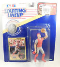 1991 Starting Lineup Todd Zeile MLB Baseball Sports Action Figure with Card