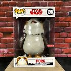 FUNKO POP! Movies - Star Wars: The Last Jedi Porg 10inch Target Exclusive #198