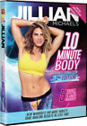 NEW 2017 Jillian Michaels 10 Minute Body Transformation 2nd Edition WORKOUT DVD