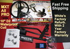 MXT ALL PRO Whites Metal Detector with Waterproof DD Coil   Fast FREE Shipping