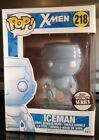 Funko Pop X-Men ICEMAN #218 Specialty Series Exclusive SOLD OUT IN HAND