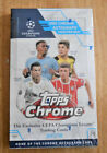 2018 Topps Chrome UEFA Champions League Soccer FACTORY SEALED HOBBY BOX 1 Auto