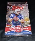 2012 Topps Football HOBBY Box 1 Auto Relic Andrew Luck Wilson Rookie Card RC?