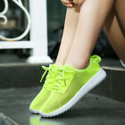 Womens Sneakers Running Shose Outdoor Athletic Breathable Mesh Casual Sports