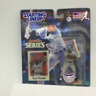 2000 Starting Lineup Tony Gwynn Baseall Figure & Card Extended Series 3000 Hits