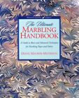 The Ultimate Marbling Handbook  signed by the author