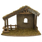 Fontanini Wooden Stable  Nativity Village Collectible 50556