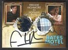 2016 Breygent Bates Motel Season 1 and 2 Comic Con Special Edition Trading Cards 9