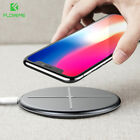 Wireless Charger Pad For iPhone X 8 Samsung S9 S8 S7 S6 Galaxy Note 8 NEXU S4 S5