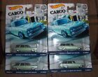 hot wheels cargo carriers 2018 Lot Nissan C10 Skyline Wagon Hunt Chase RARE