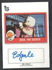 TOPPS 75th ANNIVERSARY POP CULTURE Autograph Card by ED GALE Howard The Duck