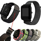Cool Magic Sticker Canvas Strap Wrist Band For Huami Amazfit Bip Youth Watch US