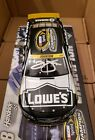 2017 JIMMIE JOHNSON 48 AUTOGRAPHED KOBALT LOWES CHAMPIONSHIP 1 24TH DIECAST