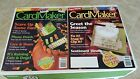 Lot of 2 CardMaker magazines 2006
