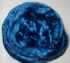 Mulberry Silk Roving Combed Top Spinning Fiber Felting Doll Hair 20g 0.7oz