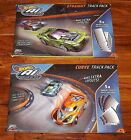 Hot Wheels Ai Intelligent Race System Curve  Straight Track Packs Ships Fast