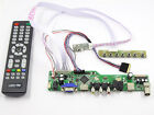 Kit for LM215WF4(TL)(E8) TV+HDMI+VGA+USB LCD LED screen Controller Driver Board