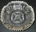 Federal Glass GEORGETOWN Clear Ashtray 6