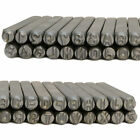 36 PC 5 64 2mm Steel Punch Capital Letter  Number Stamp Set Stamping Kit