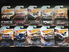 HOT WHEELS VINTAGE AMERICAN MUSCLE COMPLETE 10 CAR SET
