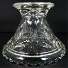 EAPC Early American Prescut 4.5 inch Pedestal for Cake Plate Fruit Punch Bowl
