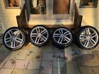2017 Audi SQ5 Rims and Tires 8R0601025AM Made in Italy