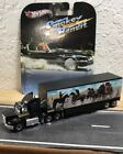 Smokey And The Bandit Custom Truck Trailer Similar Retro Kenworth W900 Semi