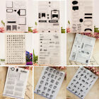 NCraft Clear Stamps T912 Scrapbook Paper Craft Clear stamp scrapbooking