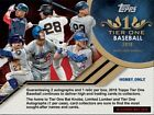 2018 Topps Tier One Baseball Hobby Pack Box (3 Cards)(Factory Sealed)