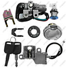Ignition Switch Key Kit For Gy6 49 50 cc Scooter TaoTao Peace Tank Roketa Jonway