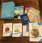 Weight Watchers Points Plus LOT Tracker Guide Cookbook Food Dining Out Companion