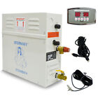 NEW 6KW Steam Generator Household SPA Shower Sauna Bath  ST 135M Controller