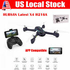 Hubsan H216A X4 Pro FPV RC Quadcopter 1080P APP Controlled Drone W GPS RTH RTF