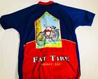 Voler New Belgium Fat Tire Racing Cycling Jersey Size Large