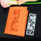 Metal Cutting Dies Stencil For DIY Scrapbooking Embossing Paper Card Craft New